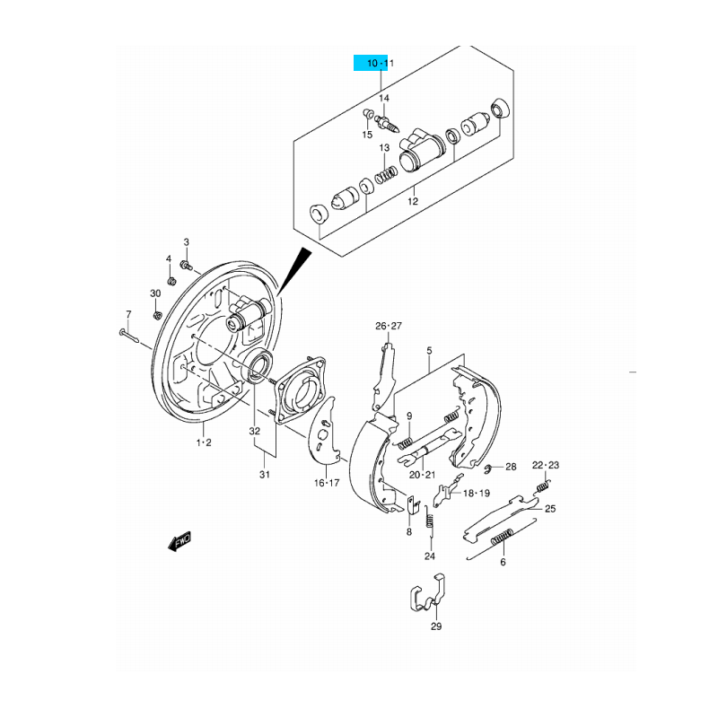 63 Soporte Motor also FIG15 besides Suzuki Lt80 Wiring Diagram further 96131 Ddis 1990 Gypsy Sj410 Will Work 3 as well Suzuki Grand Vitara Heater Circuit. on 2000 suzuki jimny